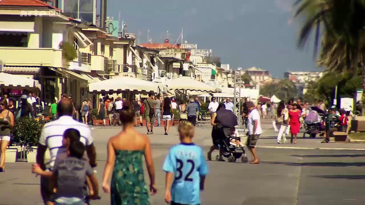 Documentaire L'Italie par la côte (2/5) La Toscane