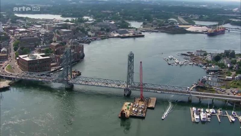 Documentaire La côte Est des États-Unis – Le New Hampshire et le Maine