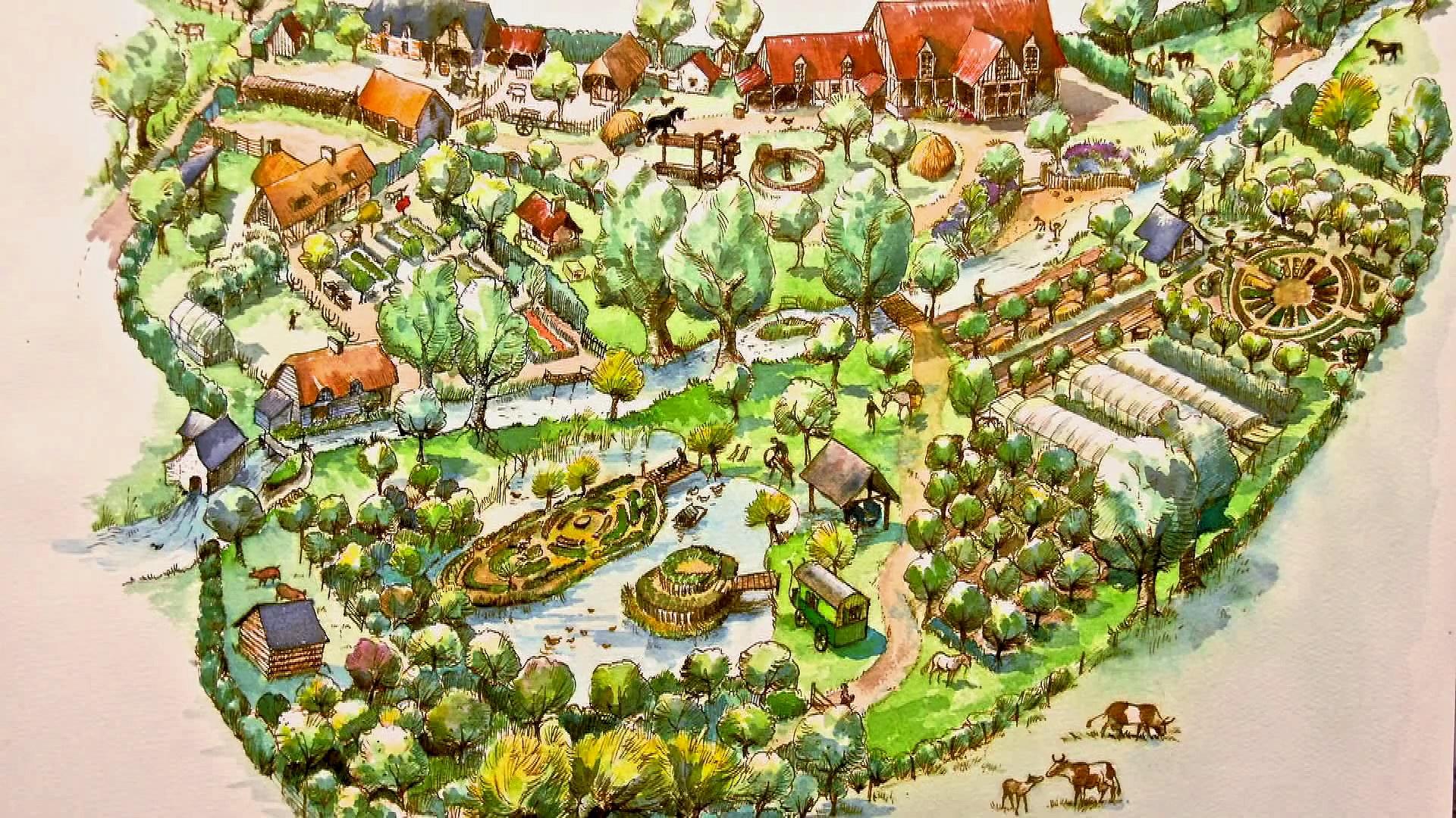 Documentaire La permaculture, cet art de vivre qui nous veut du bien !