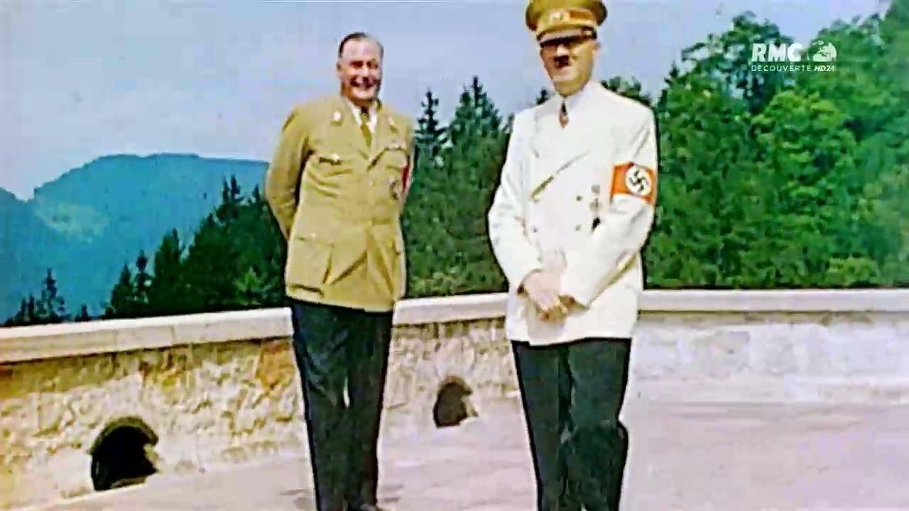 Documentaire Le secret médical d'Hitler