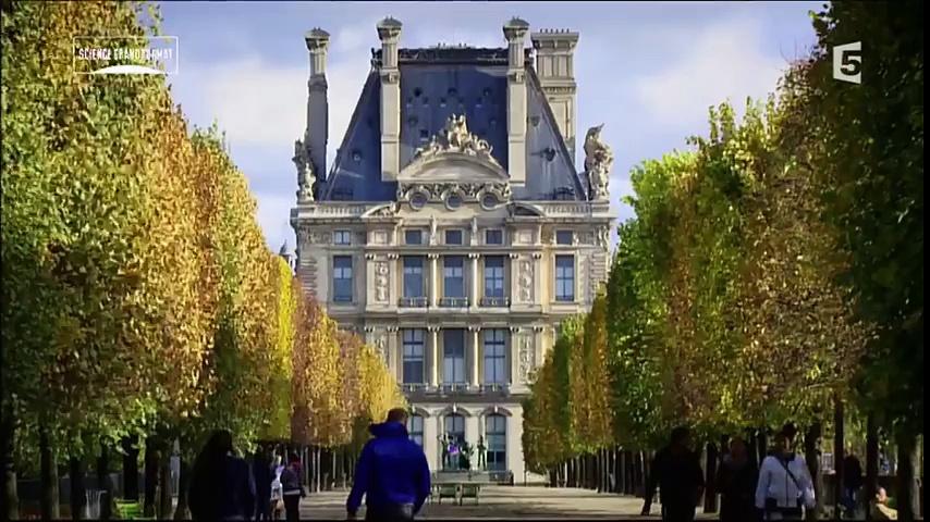 Documentaire Les dessous de Paris