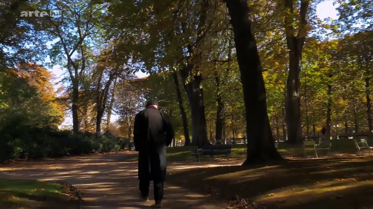 Documentaire Les plus beaux parcs d'Europe – Les jardins du Luxembourg et des Tuileries à Paris