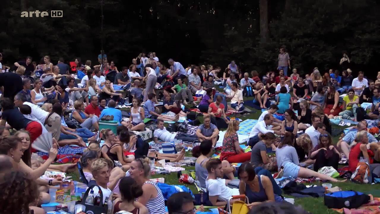 Documentaire Les plus beaux parcs d'Europe – Munich,l e jardin anglais