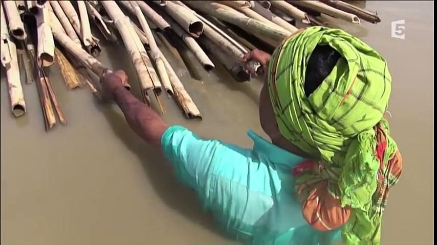 Les routes de l'impossible - Bangladesh, les galeriens du bambou