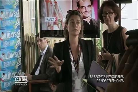 Documentaire Les secrets inavouables de nos téléphones portables (2/2)