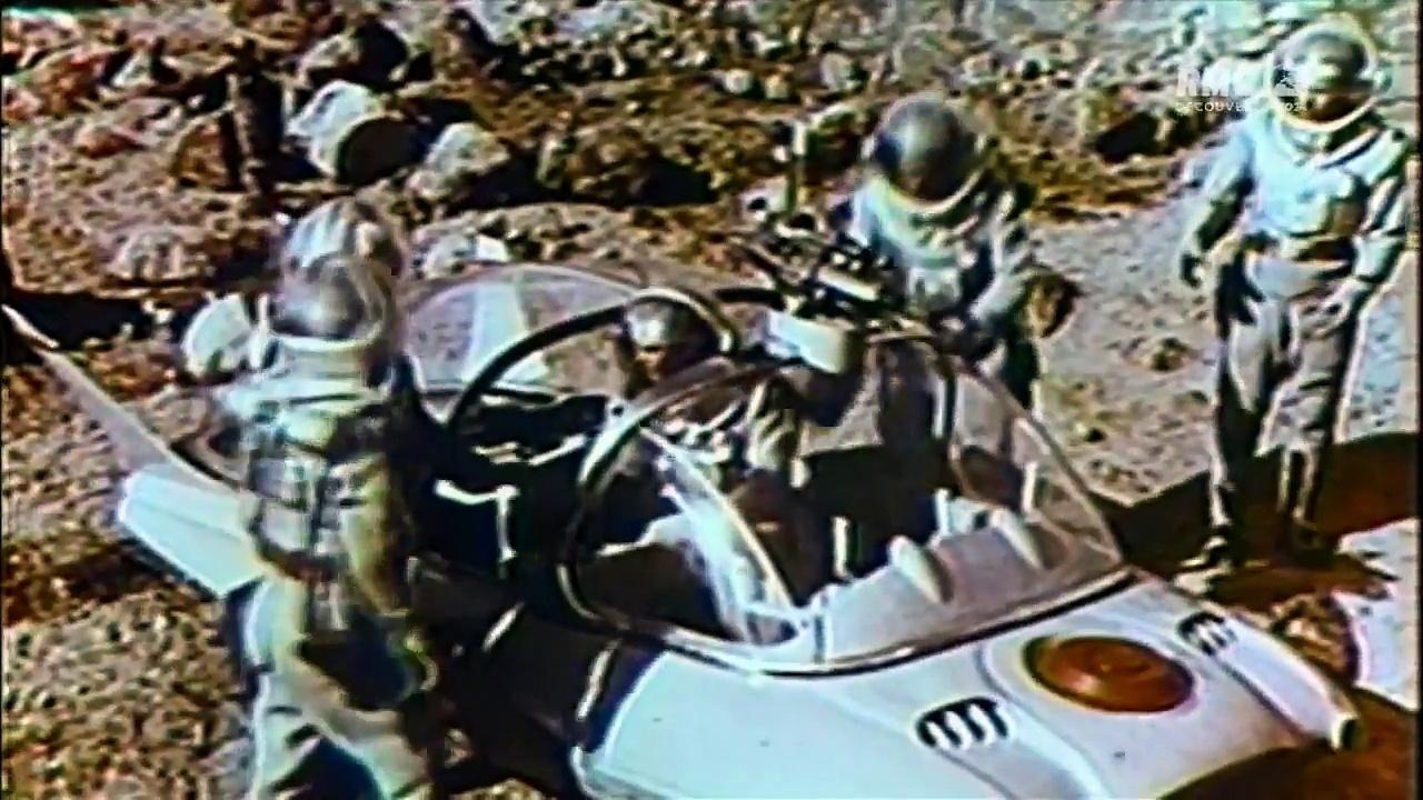 Documentaire Mythe ou verité : les anciens astronautes