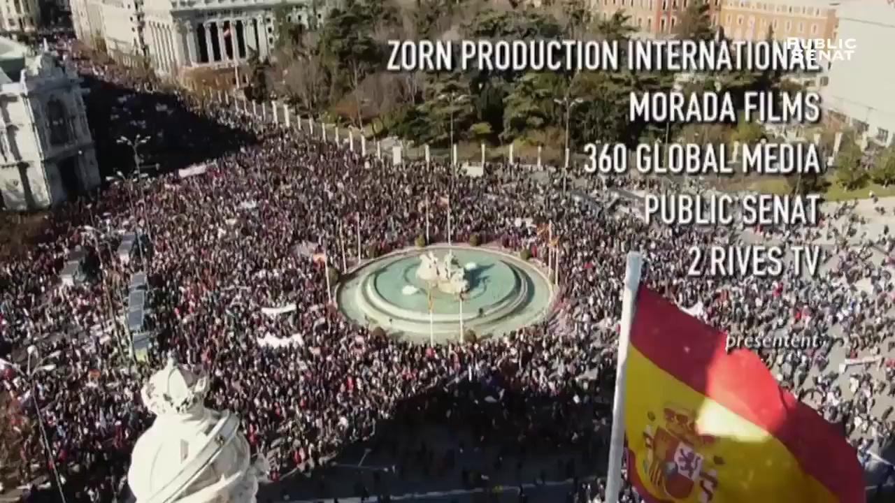 Documentaire Podemos, quand l'Espagne s'indigne