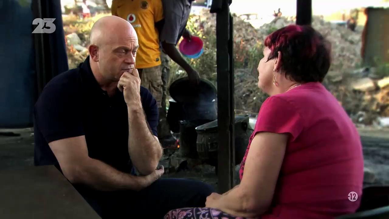 Documentaire Ross Kemp – Afrique du Sud