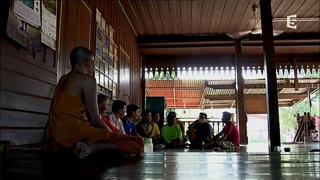 Documentaire Secrets du Grand Mékong – Au paradis des dragons