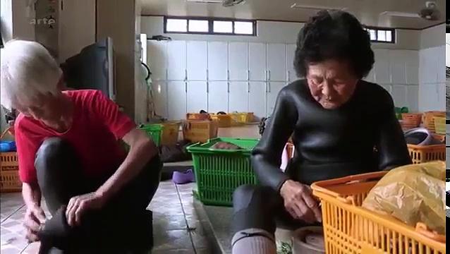 Documentaire Sirènes de Corée – Les pêcheuses en apnée de Jeju-do