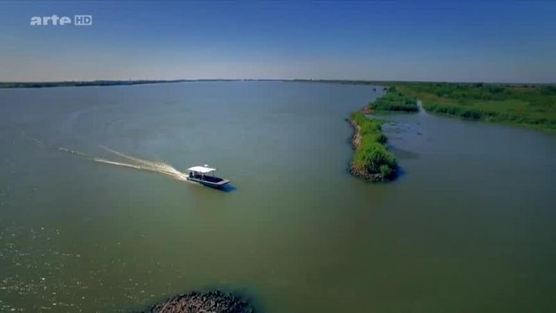 Documentaire Sur les routes du rêve américain – En Louisiane, le long du fleuve Mississippi