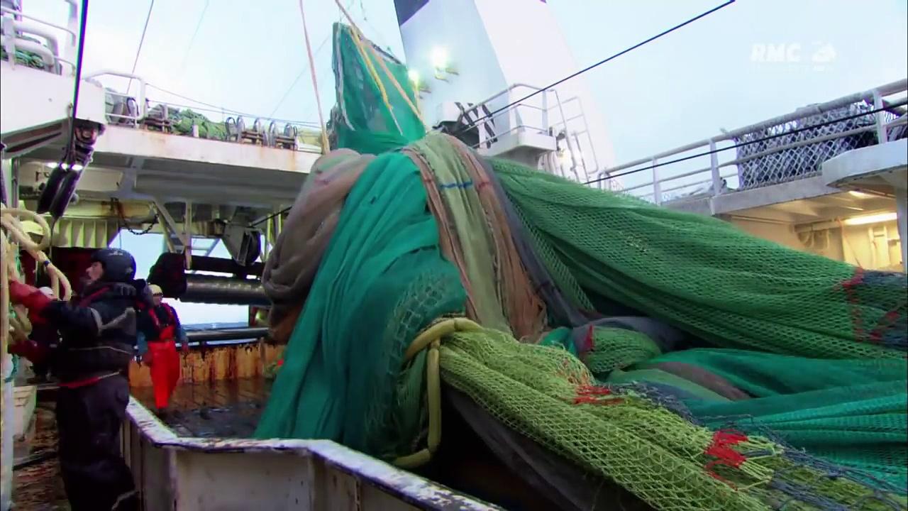 Documentaire Titans des mers – Chalutier XXL