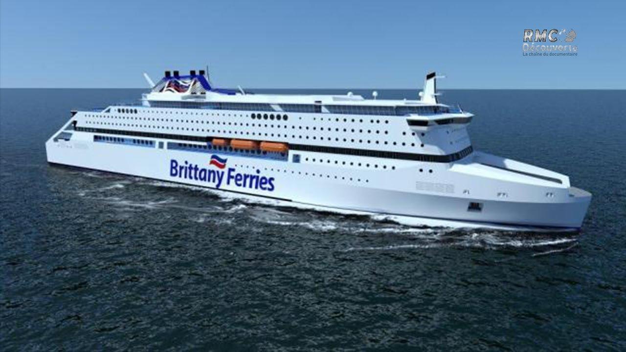Documentaire Titans des mers – Ferry XXL