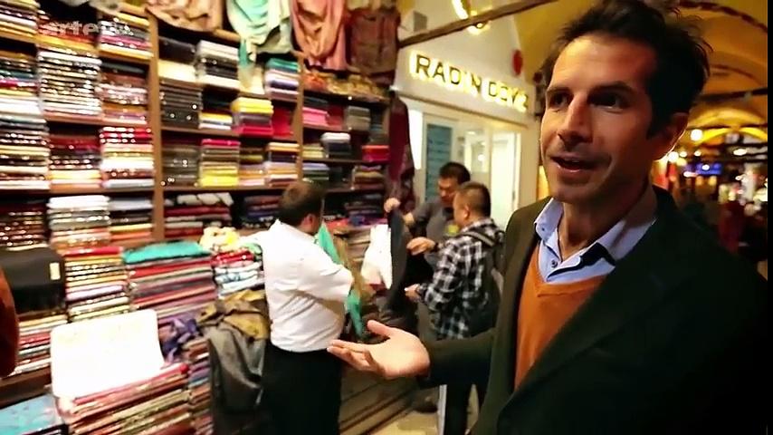 Documentaire Turquie , voyage a la croisée des mondes