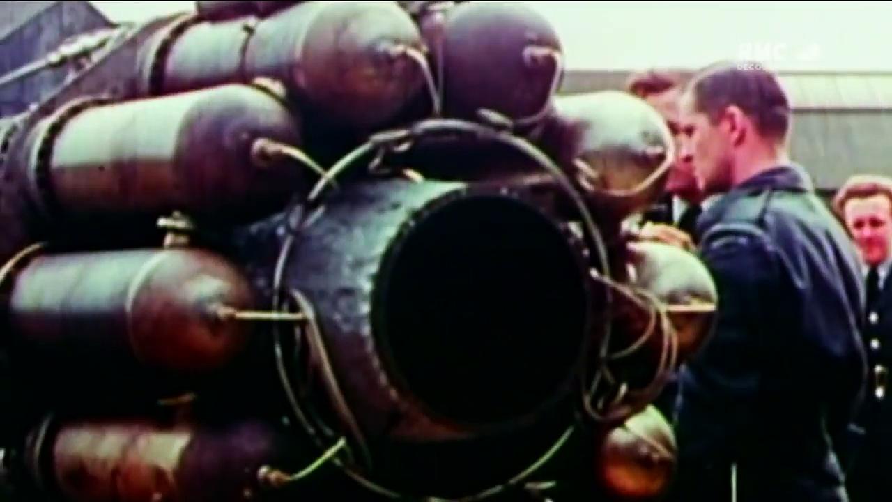 Documentaire Un siècle d'inventions aériennes – Turboréacteur