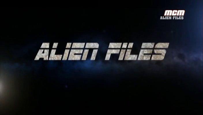 Documentaire Unsealed: Alien Files – L'homme de l'espace de Cumberland