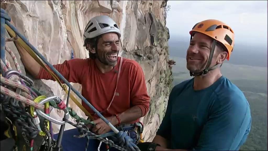 Documentaire Venezuela, l'expédition extrême – Au cœur du Tepuy
