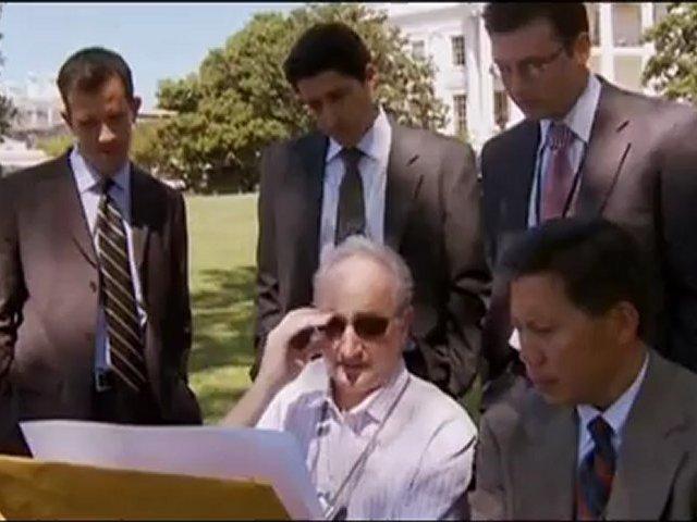 Documentaire Inside – la Maison Blanche