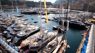 Documentaire Monaco Yacht Show : le rendez-vous des milliardaires