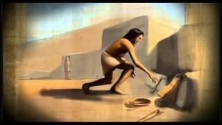 Documentaire Les secrets de la pyramide de Guizeh