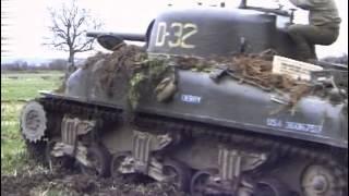 Documentaire L'histoire du char M4 Sherman