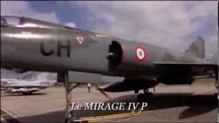 Documentaire Le Mirage IV P