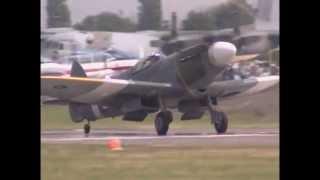 Documentaire Spitfire, avion de légende