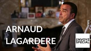 Documentaire Arnaud Lagardère : au nom du père