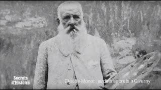 Documentaire Claude Monet : jardins secrets à Giverny