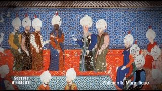 Documentaire Secrets d'histoire – Soliman le magnifique