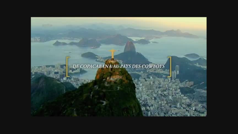 Documentaire La traversée de l'Amérique du Sud en autocar – De Copacabana au pays des cowboys