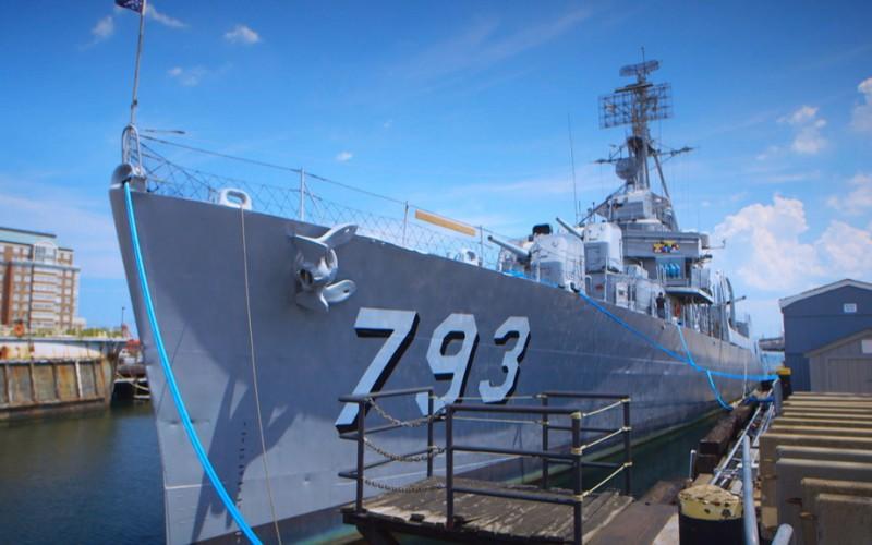 Documentaire Navires de guerre : les lanceurs de torpilles