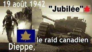 Documentaire Août 42, Dieppe : opération Jubilée
