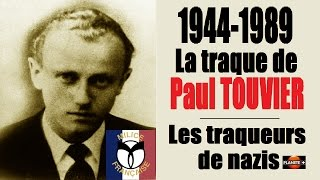 Documentaire 1944-1989 : la traque de Paul Touvier