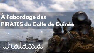 Documentaire À l'abordage des pirates du Golfe de Guinée