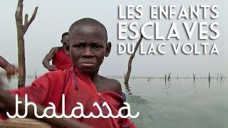 Documentaire Les petits esclaves du lac Volta