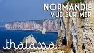 Documentaire Normandie : vues sur mer…