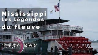 Documentaire Mississippi, les légendes du fleuve