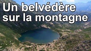 Documentaire Un belvédère sur la montagne corse