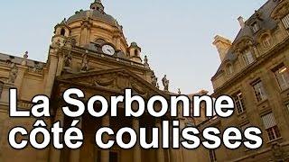 Documentaire La Sorbonne côté coulisses