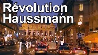 Documentaire Révolution Haussmann