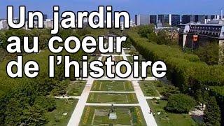 Documentaire Un jardin au coeur de l'Histoire