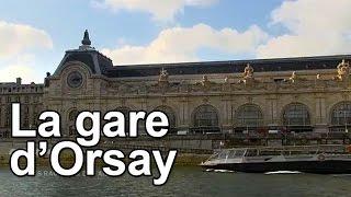 Documentaire La gare d'Orsay