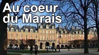 Documentaire Au cœur du Marais