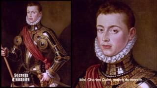 Documentaire Secrets d'histoire – Moi, Charles Quint, maître du monde