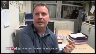Documentaire Cannabis, cocaïne, la brigade des stups traque les dealers
