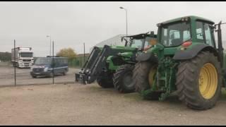 Documentaire Vol de tracteurs : la campagne en alerte