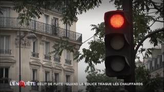 Documentaire Délit de fuite : quand la police traque les chauffards