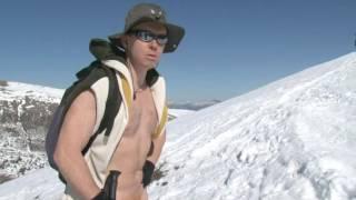 Documentaire Un été très nature, vivre tout nu
