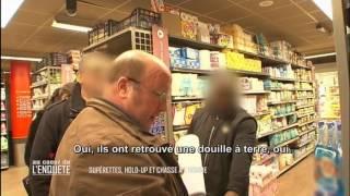 Documentaire Supérettes, hold-up et chasse à l'homme